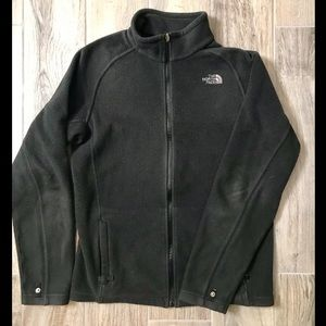 Boys XL (18-20) The Northface Zip-Up Sweater🔥